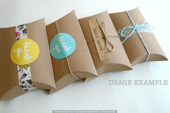 Ponle amor por dentro y por fuera. Packagings para empresas handmade.