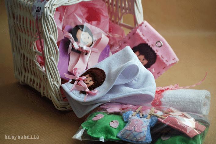 Regalos personalizados para los más peques: baby baballa