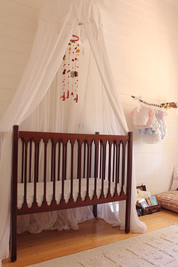 Algún día, cuando tengamos un wondercillo, quiero una habitación así.