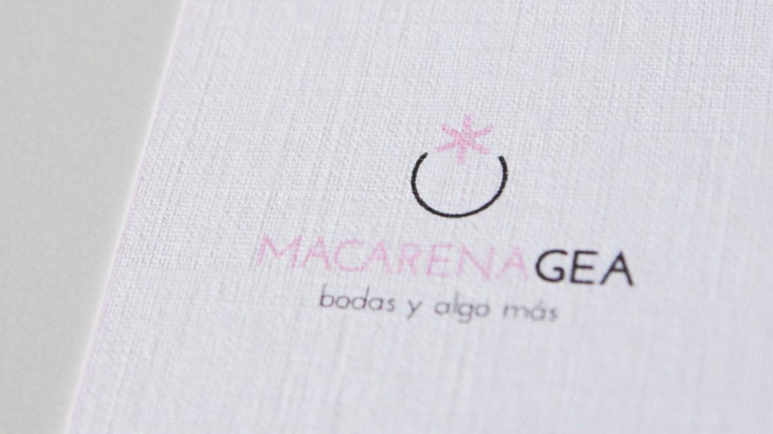 Matrimonio Y Algo Mas : Una imagen corporativa muy especial macarena gea bodas y