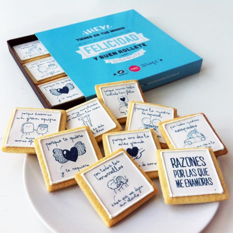 Ya está aquí la nueva colección de galletas mr wonderful + kukis