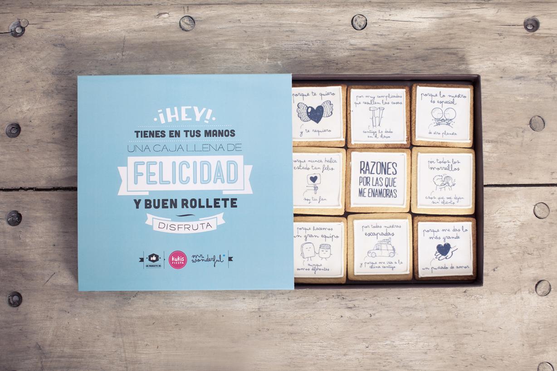 Quieres una caja de Galletas Amorosas para que tu pareja se caiga pa'tras  de la emoción? Pues lee este post, sorteamos unas. - muymolon