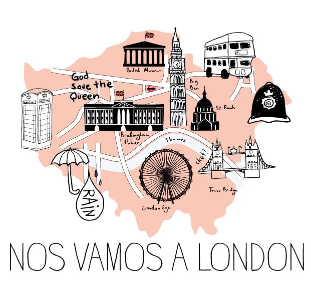 Nos vamos a London ¿qué nos recomendáis para visitar?