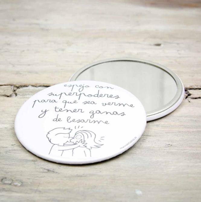 detalles para bodas / espejos