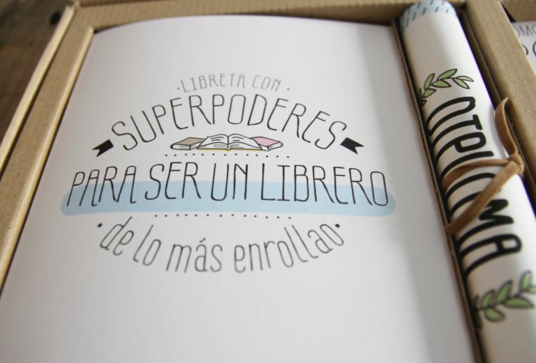 Querido librero, haz feliz al mundo entero. Hoy os desvelo cositas de nuestro libro.