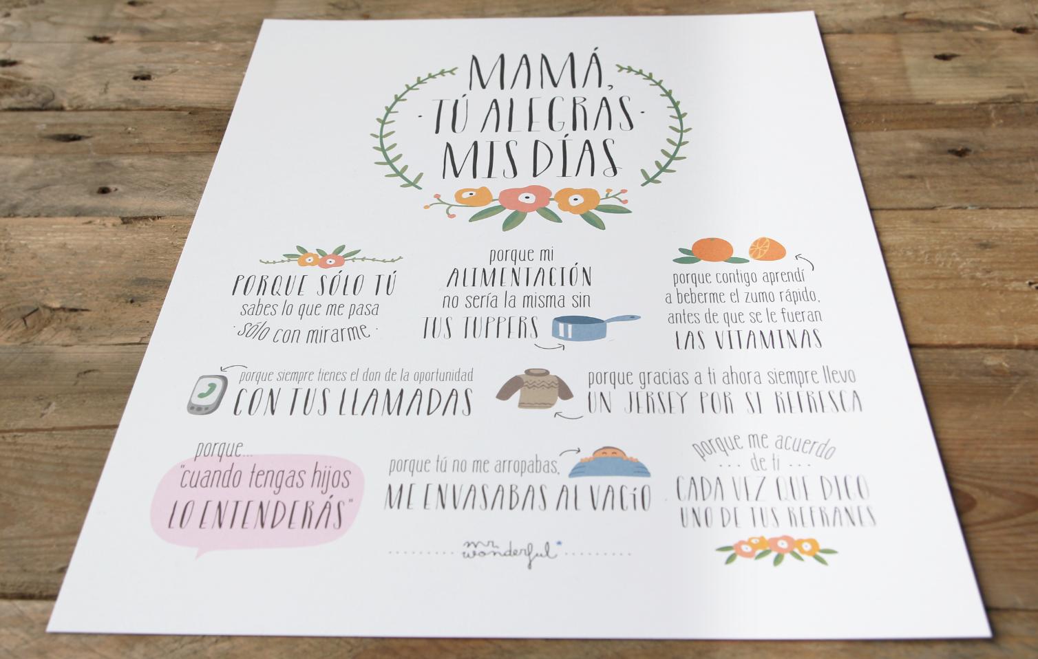 Nuestro Libro Kits Del Día De La Madre Nuevas Tazas Y