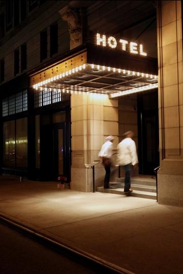 Hoteles en los que querrás vivir