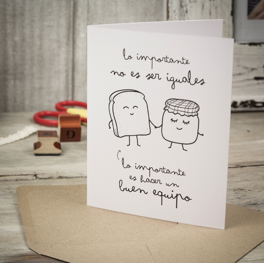 Mr_Wonderful_Shop_Tartjeta_lo_importante_no_es_ser_iguales_04