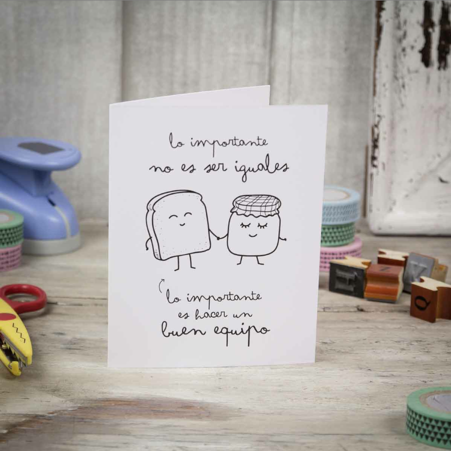 Mr_Wonderful_Shop_Tartjeta_lo_importante_no_es_ser_iguales_06