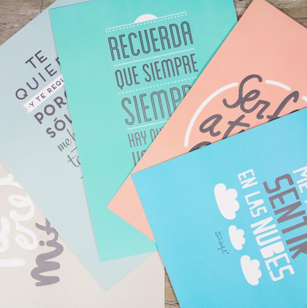 Novedades en la shop l minas rebonitas con relieve for Outlet de decoracion online