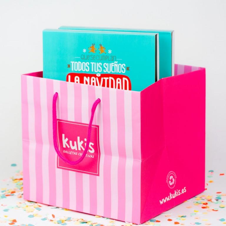 La Navidad sabe más dulce con las galletas de Kukis y Mr. wonderful