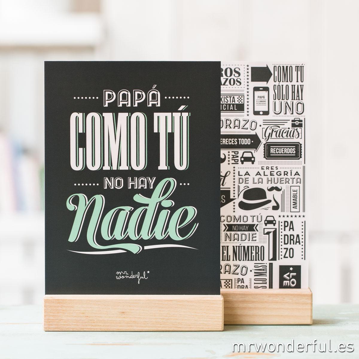 mrwonderful_lamina-con-soporte_01_PAPA-COMO-TU-NADIE-7