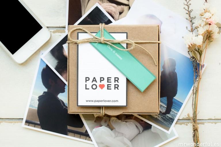 La aplicación más útil ever: Paper Lover. Imprime las fotos de tu móvil en un plis plas.