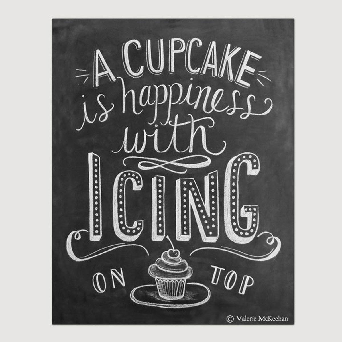 mrwonderfulshop_P8CUPC1_lamina_a_cupcake_is_hapiness_01