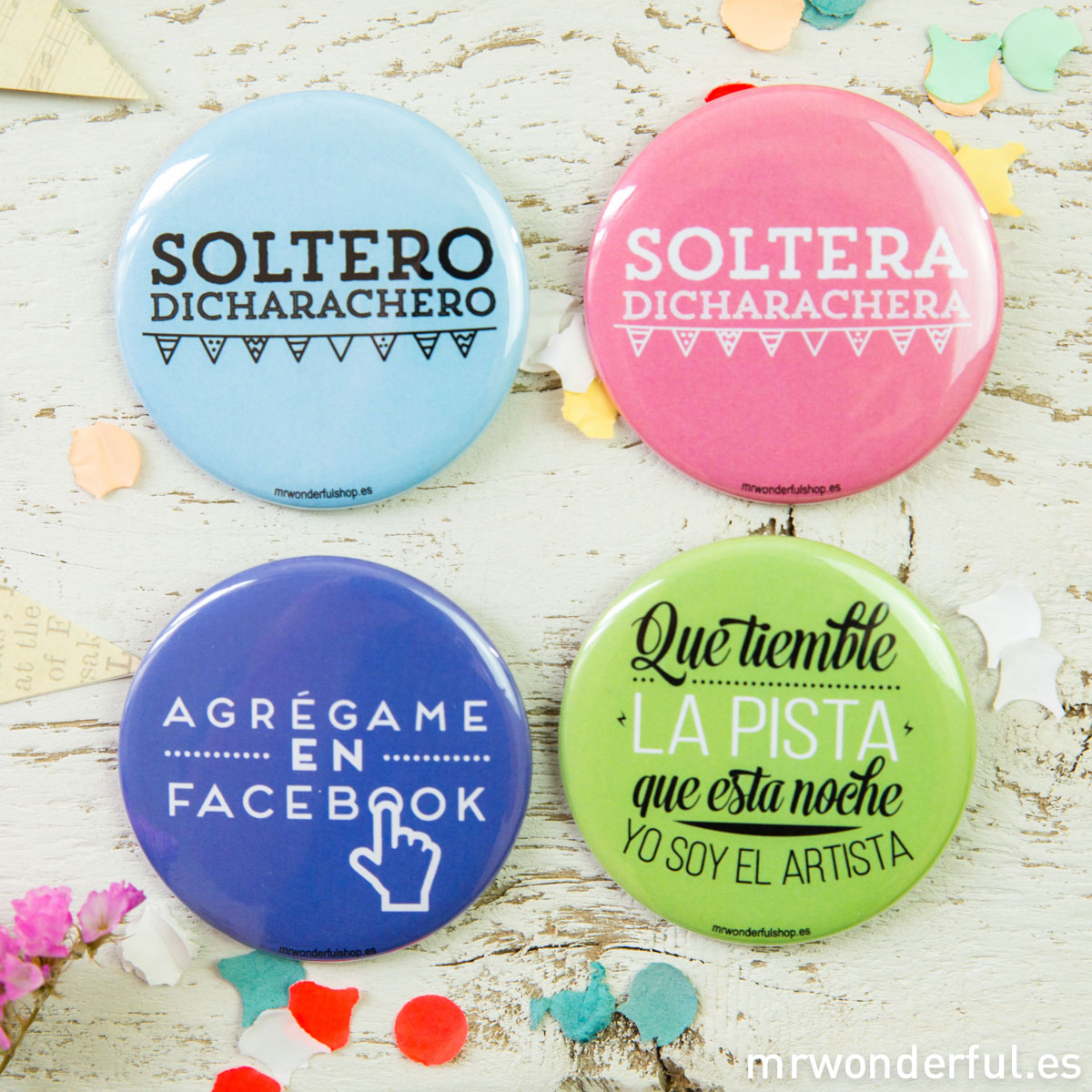 mrwonderful_CHAP04_chapas-superchulas-bodas-color-pack-10