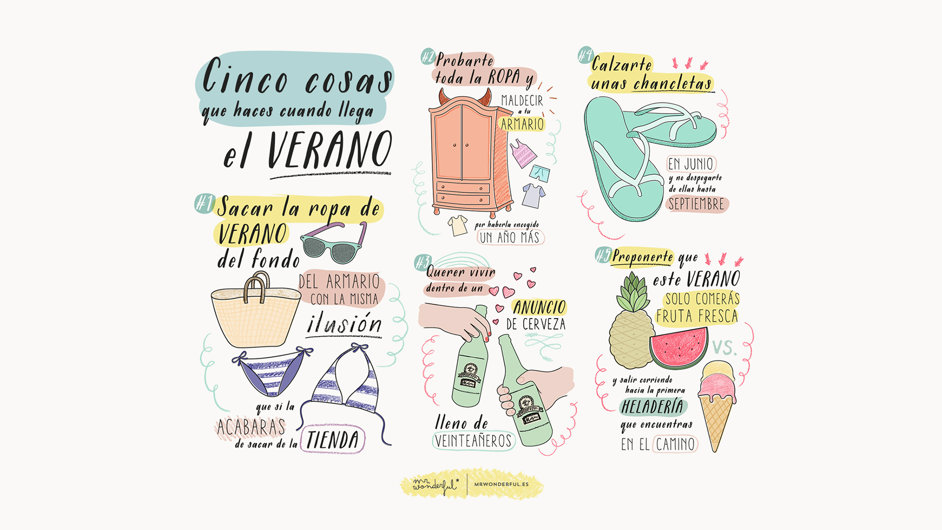 descargable_5cosasquehacesenverano_gratis_mrwonderful_wallpaper