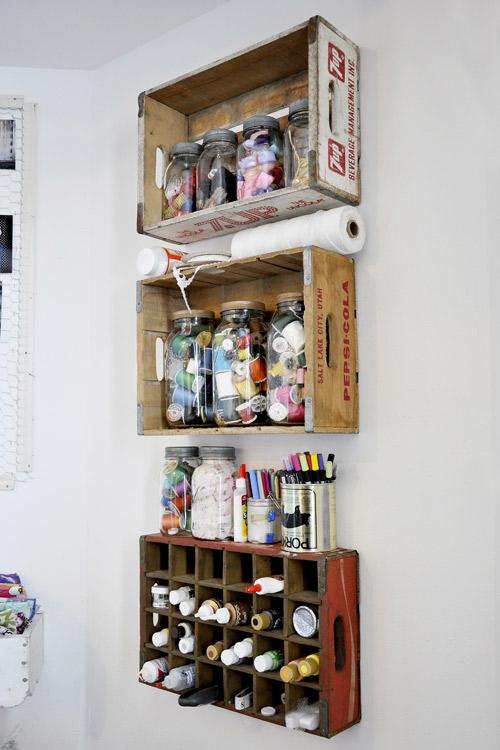 10 ideas para hacer de una caja de madera algo m s que for Ideas con cajas de madera