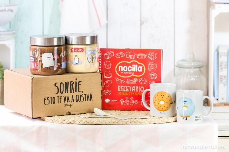 Sorteo de 10 kits muy dulces con Nocilla + Mr. Wonderful – Cerrado