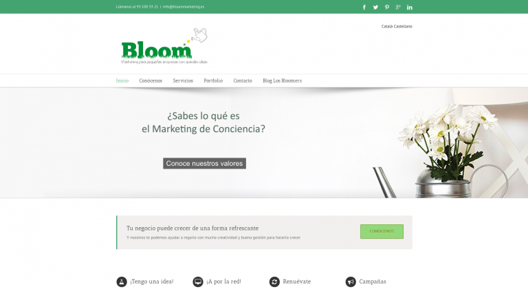 Bloom Marketing y Súper Jornadas para Mini Emprendedores dos proyectos que te ayudarán a emprender
