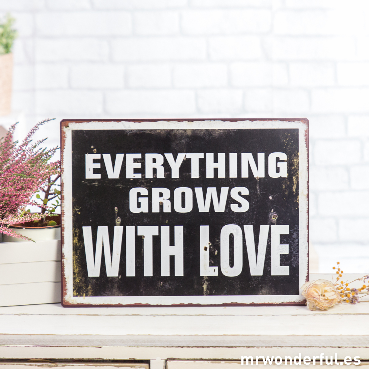 mrwonderful_643001_1_placa-metalica-everything-grows-with-love-1