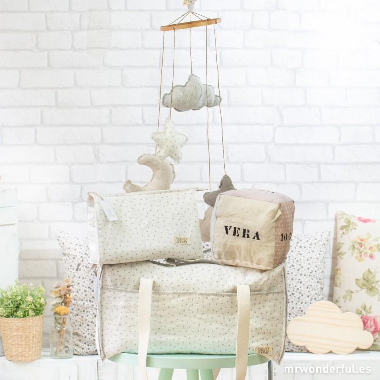 Sorteo con Baby Shower, decoración y complementos preciosos para bebés – Cerrado
