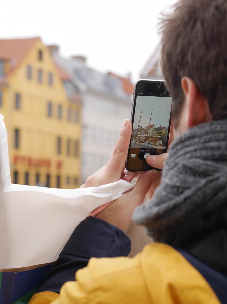 Una visita relámpago a Copenhague