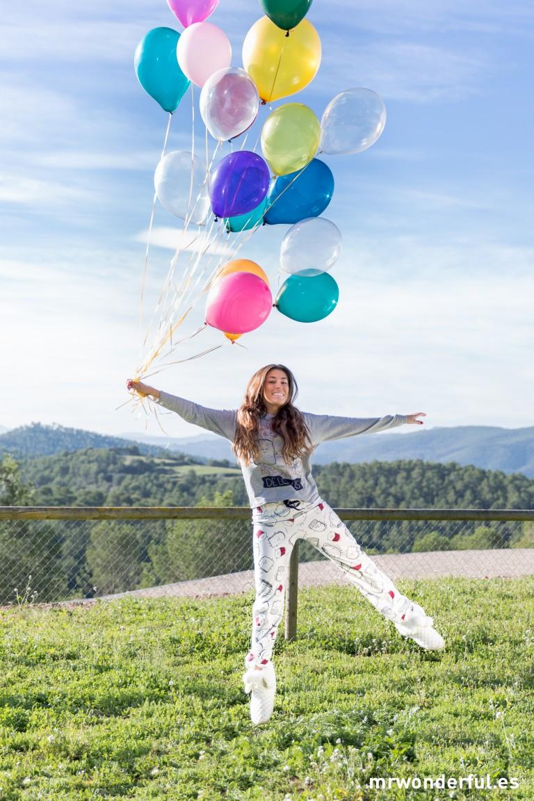 Un año más y más bonita que nunca: Nueva colección de pijamas Oysho + Mr. Wonderful
