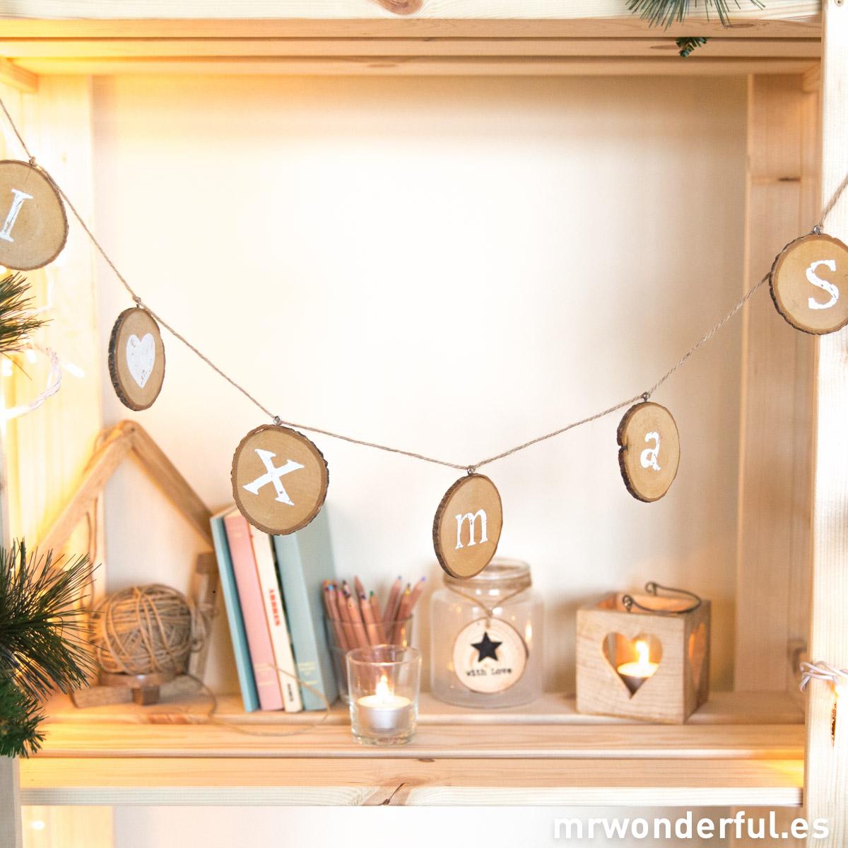 Mr.Wonderful adornos de navidad para colgar
