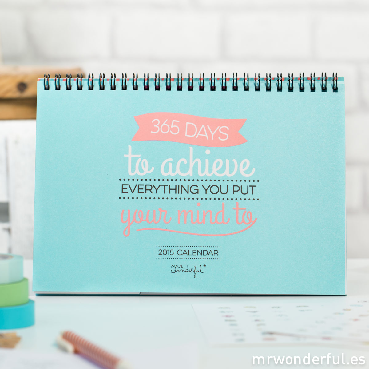 mrwonderful_CAL-WONDER-10_Calendario-2015_365--days-achieve-everything-your-mind-2