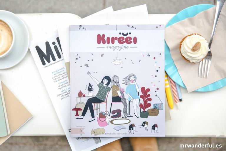 Tres revistas que me gusta leer en los ratitos libres