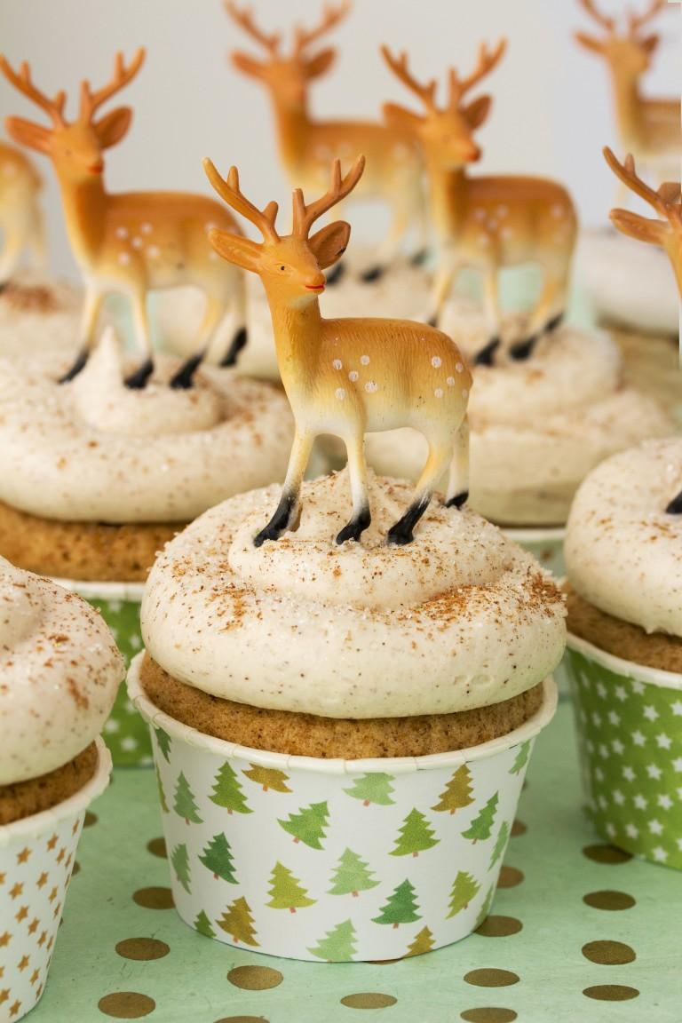 Con estos cupcakes triunfarás como los Chichos estas Navidades