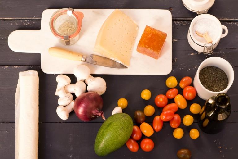 Tartaletas saladas riquísimas para tu menú de Fin de Año