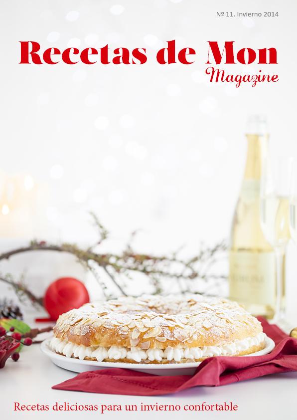 Recetas de Mon Magazine nº 11 Invierno 2014