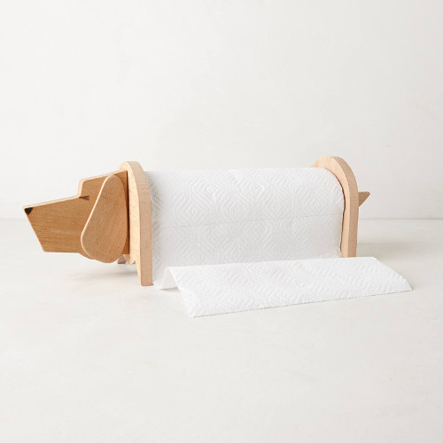 wooden_dog-shaped_paper_towel_holder_puppy_1