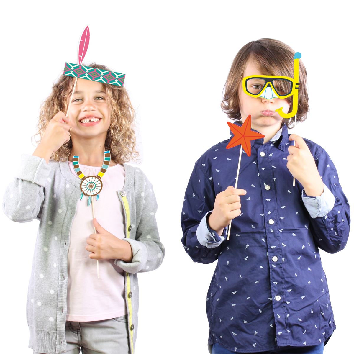 Mr.Wonderful photo booth infantil kids