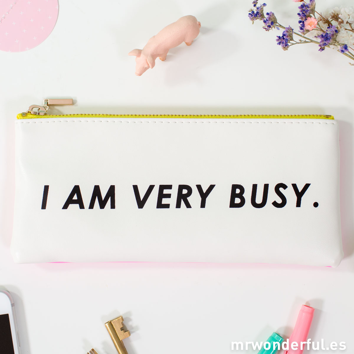 mrwonderful_40227_Estuche-cremallera-I-am-very-busy-5