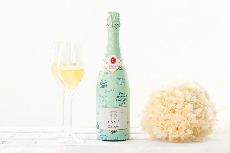 Tenemos un nuevo cava de edición limitada junto a Anna de Codorníu: Anna Sweet Edition