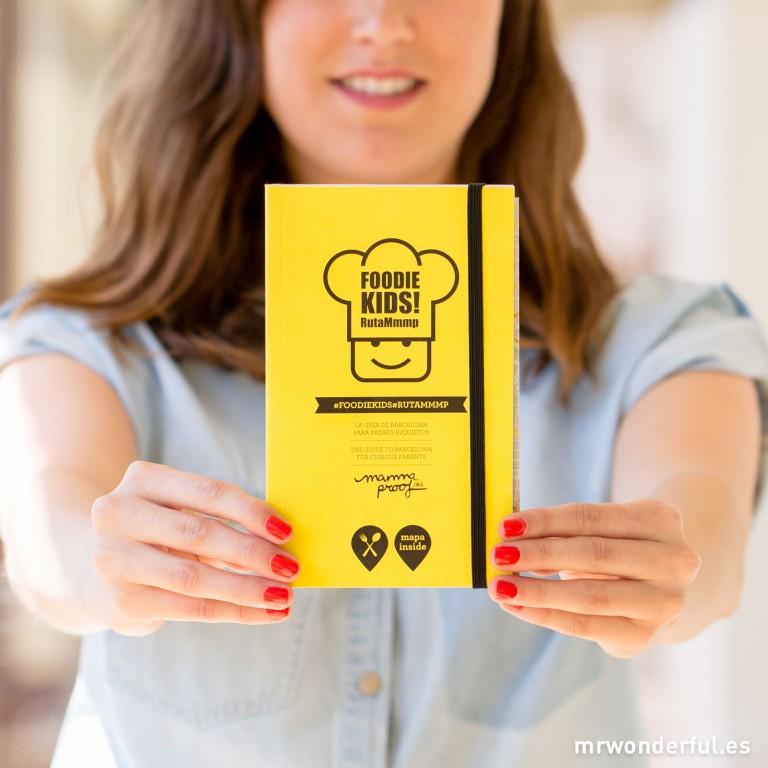 FoodieKids, la guía de Mammaproof para hijos sibaritas que les va el buen comer