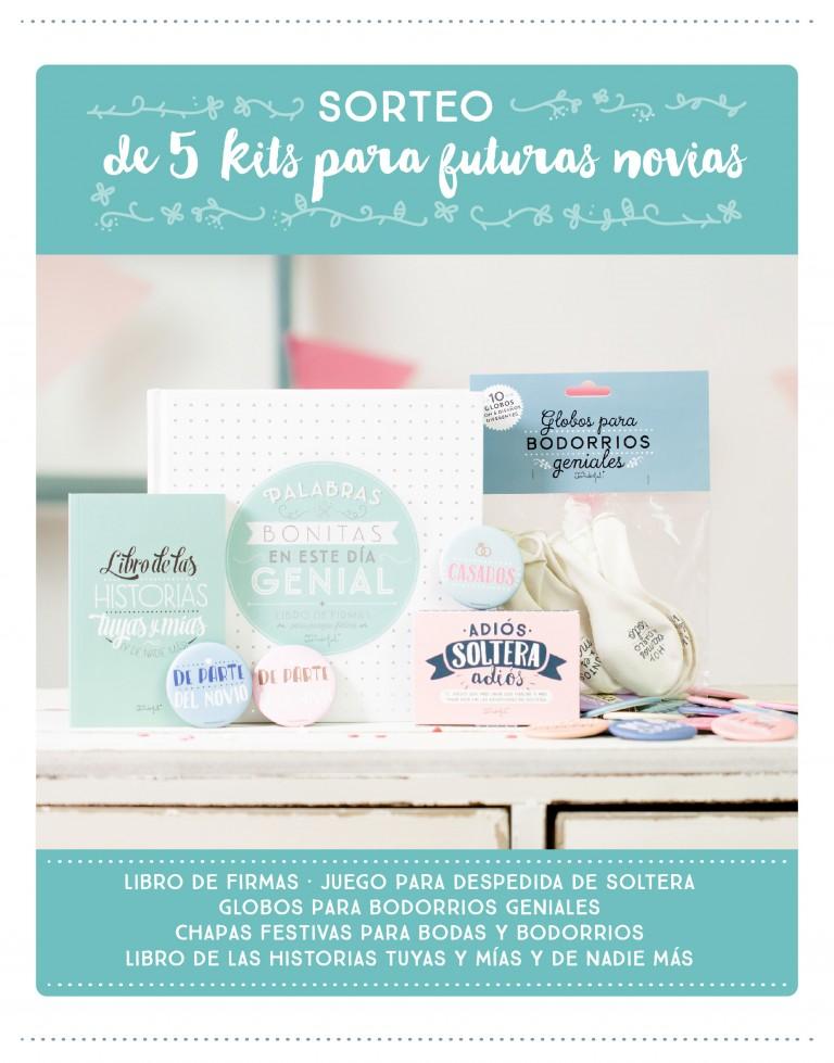 Los vestidos de novia más bonitos para esta temporada + Sorteo de 5 kits de productos wonder para futuras novias