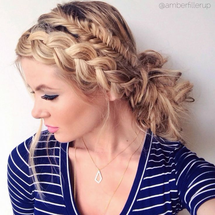 double-braid-hairstyle