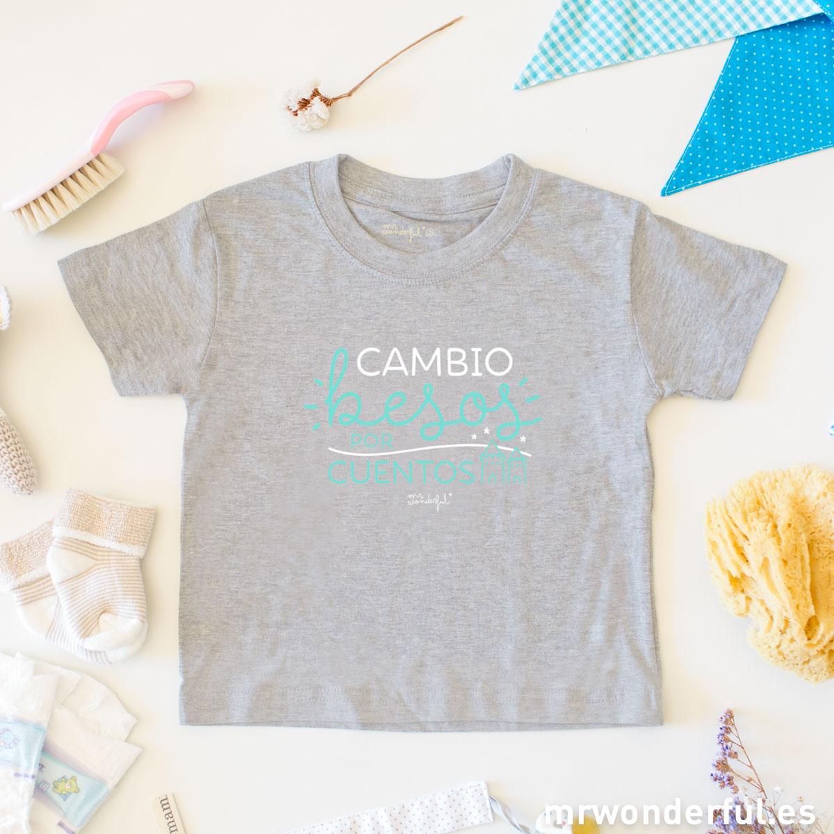 mrwonderful_8436547191093_CAMIS_010_Camiseta-nino-Cambio-besos-por-cuentos-10-Editar