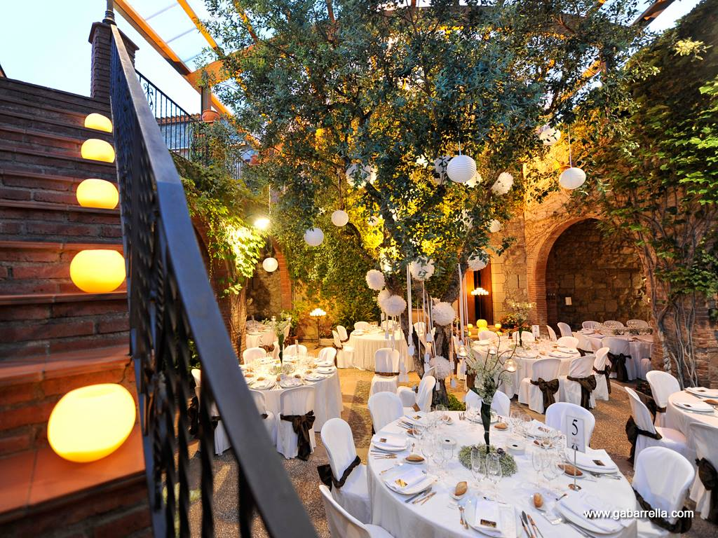 3 lugares espectaculares para celebrar tu boda muymolon - Ideas para bodas espectaculares ...