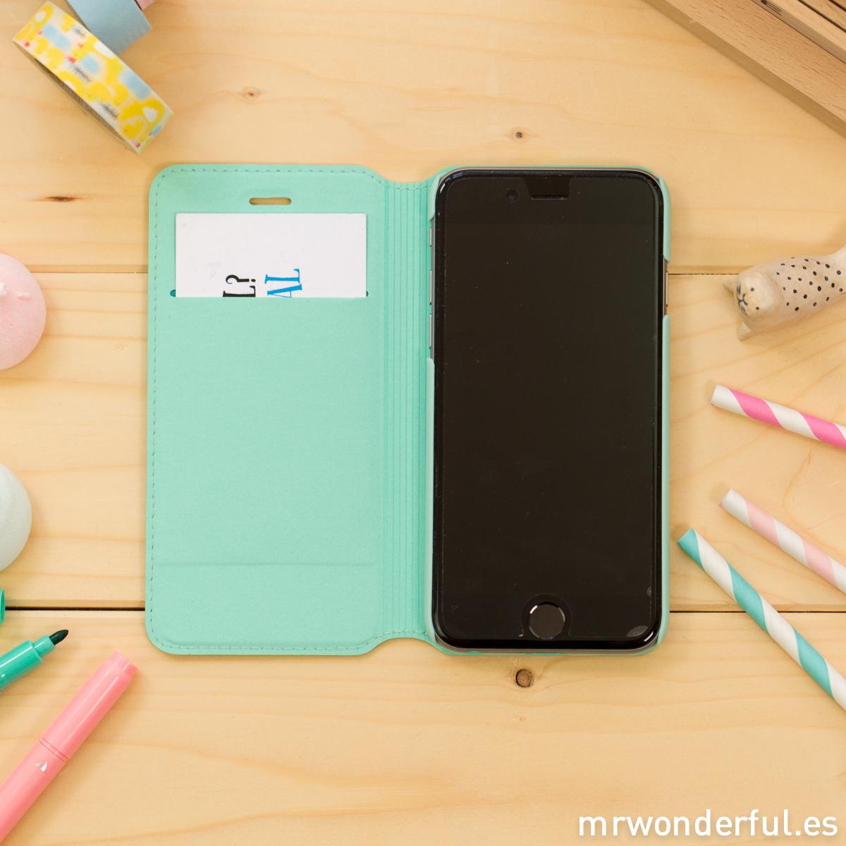 carcasa libro iphone 6