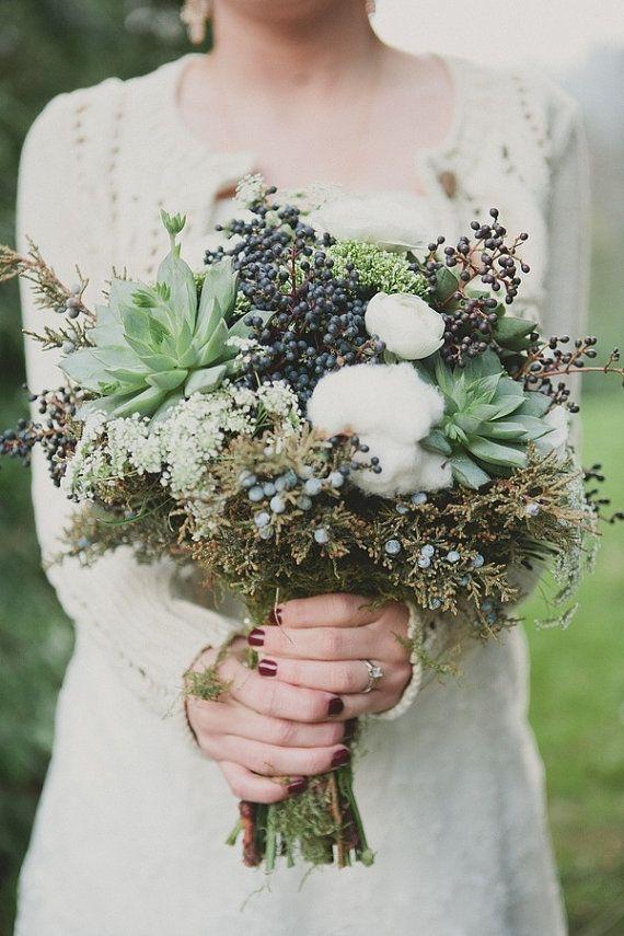 Escoge un ramo de novia que diga mucho de ti