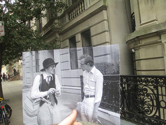 Estas fotos demuestran que New York es el plató de cine más bonito que existe