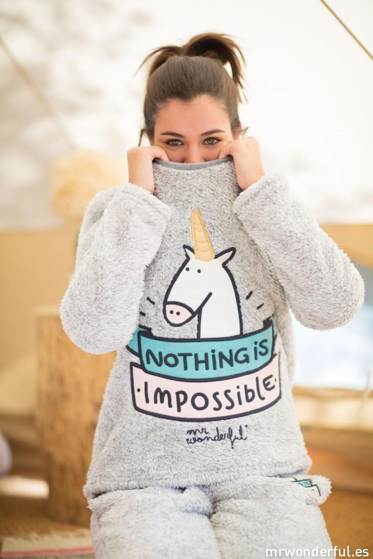 Espectacular, así es nuestra nueva colección de pijamas Oysho + Mr. Wonderful