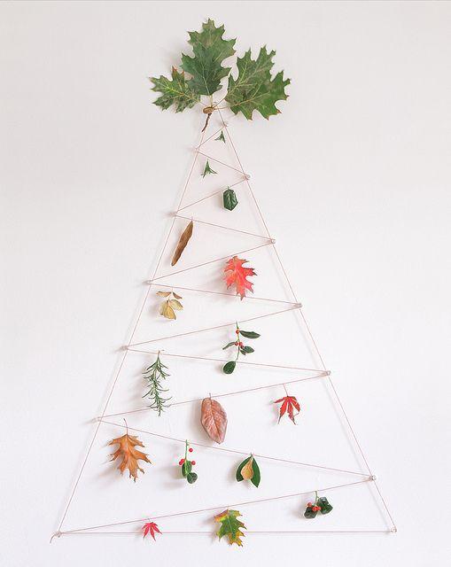 ¿Necesitas un No árbol de Navidad?