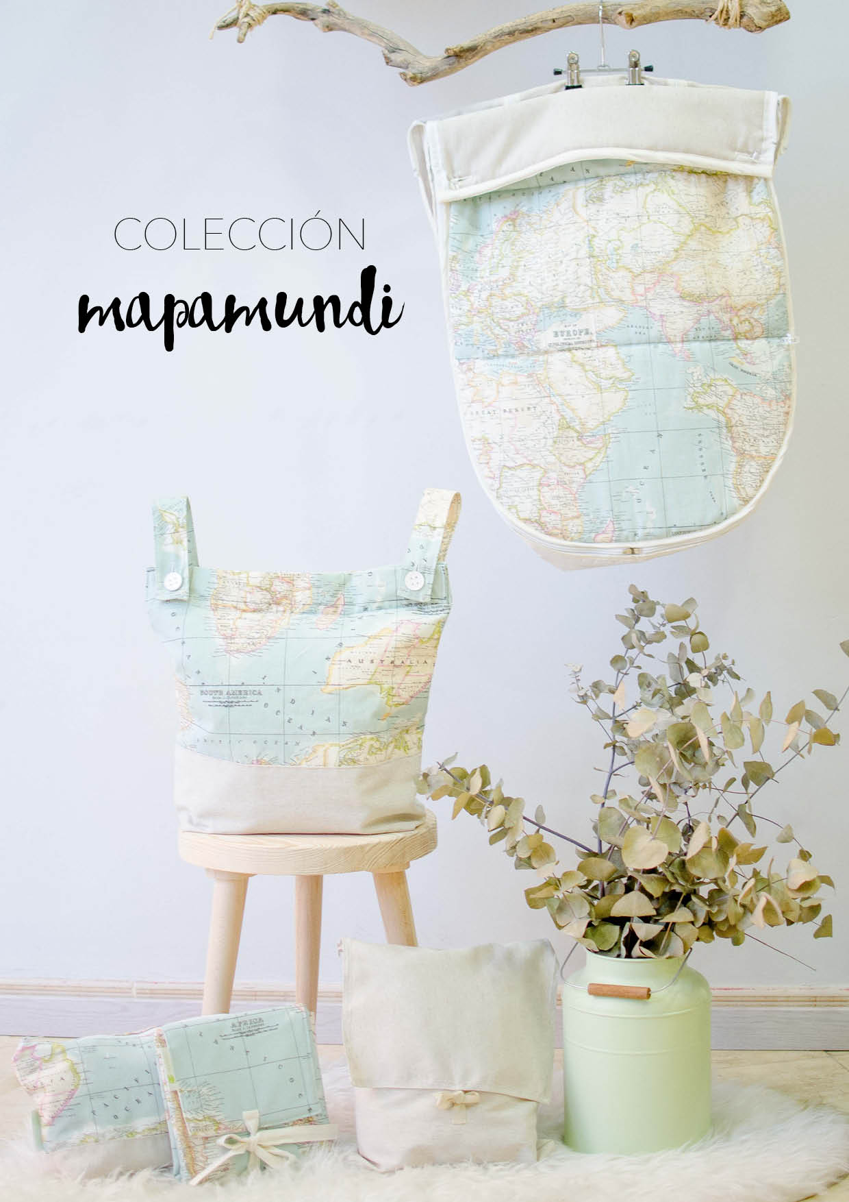 Colección mapamundi