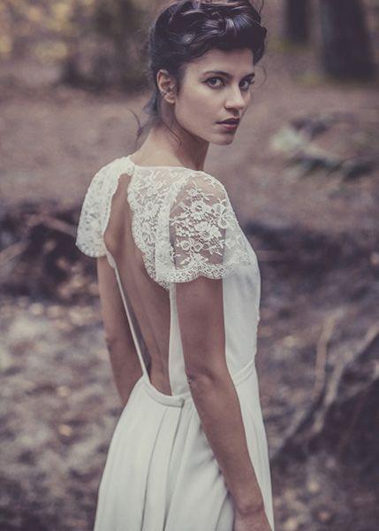 Espaldas de novia tan bonitas que te dejarán sin respiración