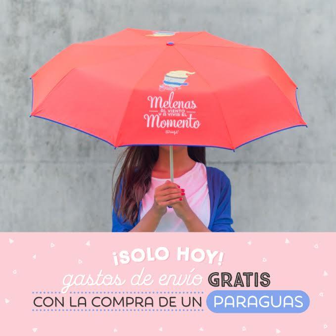 Promo paraguas